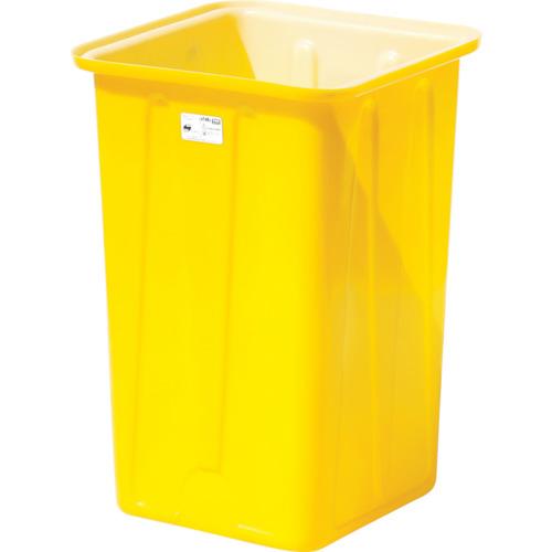 ■スイコー KH型容器角型特殊容器150L  〔品番:KH-150〕[TR-4569130]【大型・重量物・個人宅配送不可】