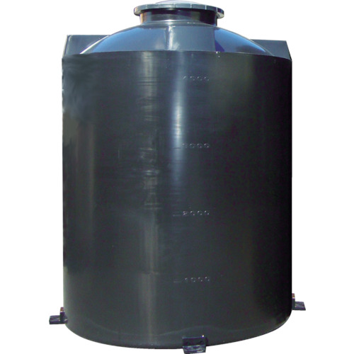 ■スイコー LAタンク3000L (黒)  〔品番:LA-3000(BK)〕[TR-4569288]【大型・重量物・個人宅配送不可】