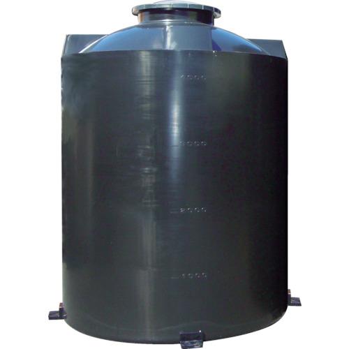 ■スイコー LAタンク4000L (黒)  〔品番:LA-4000(BK)〕[TR-4569296]【大型・重量物・個人宅配送不可】