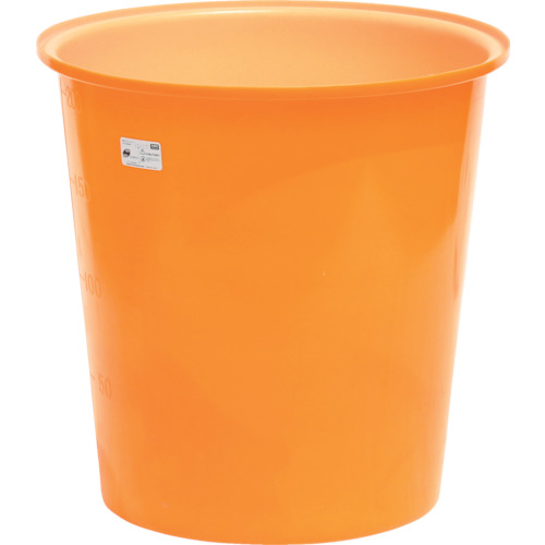 ■スイコー M型丸型容器200L  〔品番:M-200〕[TR-4569415]【大型・重量物・個人宅配送不可】