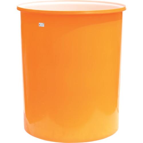 ■スイコー M型丸型容器2000L  〔品番:M-2000〕[TR-4569423]【大型・重量物・個人宅配送不可】