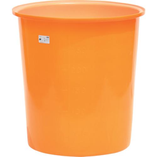 ■スイコー M型丸型容器300L  〔品番:M-300〕[TR-4569458]【大型・重量物・個人宅配送不可】