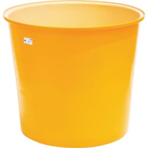 ■スイコー M型丸型容器500L  〔品番:M-500〕[TR-4569512]【大型・重量物・個人宅配送不可】