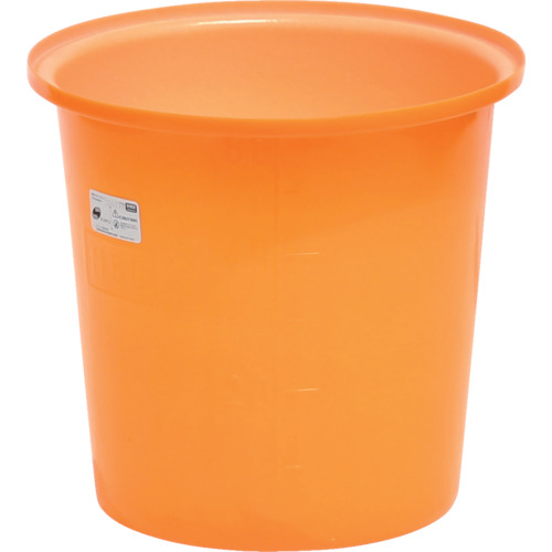 スイコー 丸槽 販売 ■スイコー M型丸型容器60L 品番:M60 春の新作シューズ満載 TR-4569539 事業所限定 法人 直送元