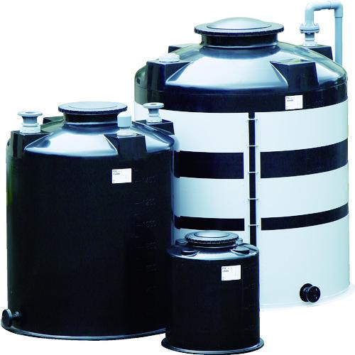 ■スイコー MC型大型容器2000L〔品番:MC-2000〕[TR-4569644 ]【重量物・送料別途お見積り】