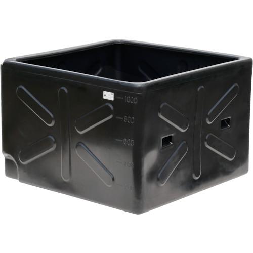 ■スイコー SK型 角型特殊容器1000L  〔品番:SK-1000〕[TR-4569814]【大型・重量物・個人宅配送不可】