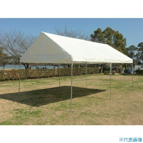 ■KOK スーパーキングEーテント〔品番:UHT-2X4-GN〕[TR-4573137 ]【重量物・送料別途お見積り】