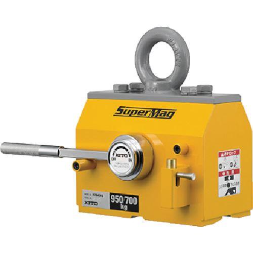 ■キトー スーパーマグ 平鋼・丸鋼兼用タイプ 950・700KG  〔品番:KRM95〕[TR-4579917]【大型・重量物・送料別途お見積り】