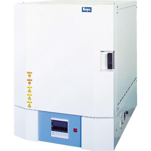 ■光洋 小型ボックス炉 1150℃シリーズ 温度調節計仕様  〔品番:KBF728N1〕[TR-4586611]【大型・重量物・送料別途お見積り】