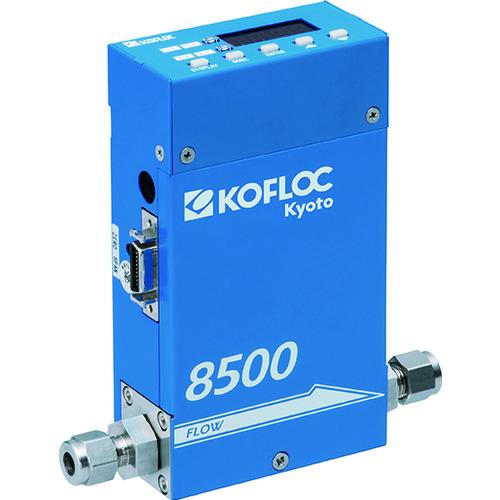 ■コフロック 表示器付マスフローコントローラ  〔品番:8500MC-2-1〕[TR-4589866]