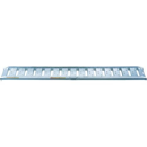 ■昭和 SBA型アルミブリッジ2個1組 有効幅250MM〔品番:SBA-180-25-0.5〕[TR-4595505]【大型・重量物・個人宅配送不可】