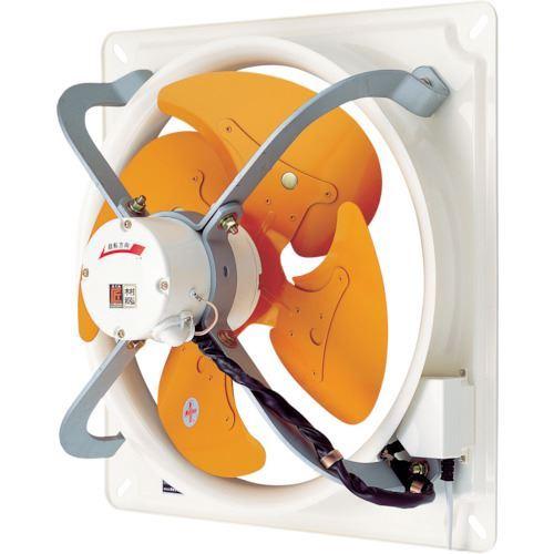 ■スイデン 有圧換気扇(圧力扇)ハネ径50cm 1速式 100V〔品番:SCF-50DE1〕[TR-4602528 ]【送料別途お見積り】
