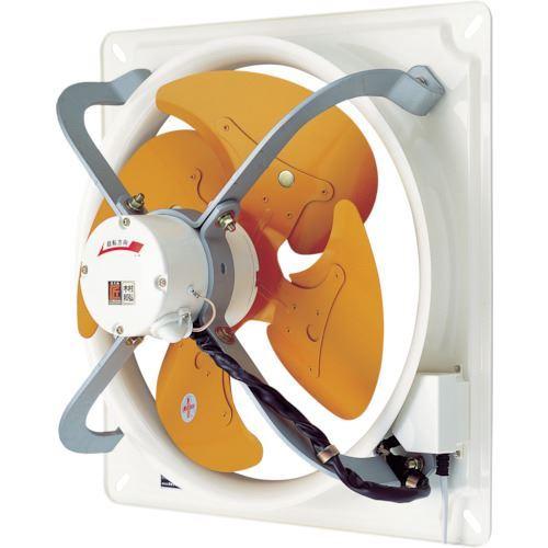 ■スイデン 有圧換気扇(圧力扇)ハネ径50cm 3速式 100V〔品番:SCF-50DE1-T〕[TR-4602536 ]【大型・送料別途お見積り】
