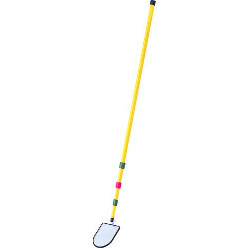 ■宣真 下水管ミラー1型4m〔品番:G9-1-4〕[TR-4606281]【大型・重量物】