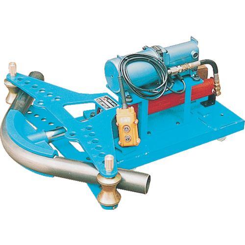 ■TAIYO 電動油圧式パイプベンダー  〔品番:PB-EP2〕[TR-4613066]【大型・重量物・個人宅配送不可】