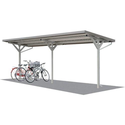 ■タクボ 自転車置場 SP103J-L〔品番:SP103J-L〕[TR-4615123 ]【送料別途お見積り】