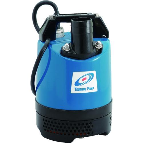 ■ツルミ 一般工事排水用水中ハイスピンポンプ 60HZ 口径40MM 単相100V  〔品番:LB-250A〕[TR-4622961]【個人宅配送不可】