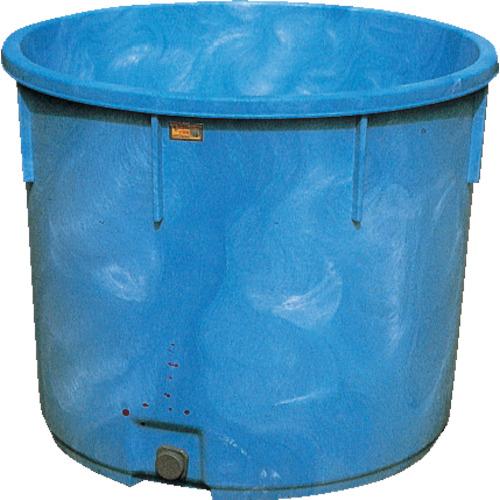 ■ダイライト T型丸型容器 (液出口付20A)  〔品番:T300F〕[TR-4649478]【大型・重量物・個人宅配送不可】