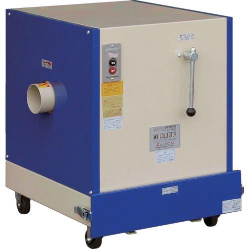 ■ムラコシ 小型集塵機 0.75KW 200V  〔品番:UM-1000NF-200V〕[TR-4659376]【大型・重量物・個人宅配送不可】