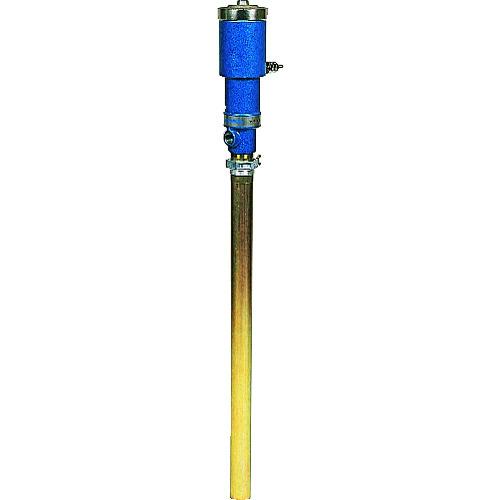 ■ヤマダ 低粘度用ドラムポンプ〔品番:DR-90A3〕[TR-4664337 ]【大型・重量物・個人宅配送不可】