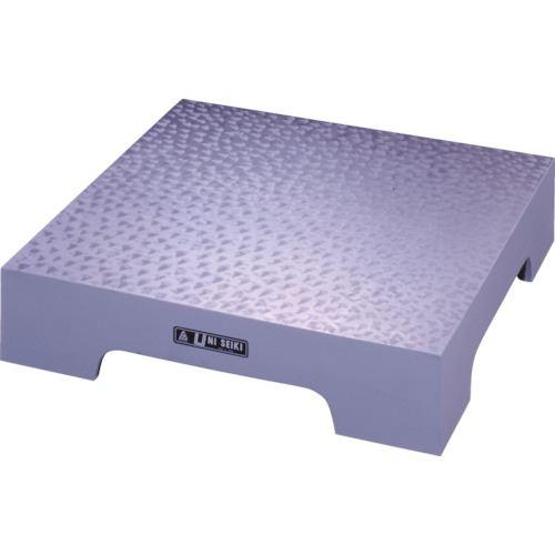 ?ユニ 箱型定盤(A級仕上)450x600x100mm 〔品番:U-4560A〕直送[TR-4665406]【大型・重量物・送料別途お見積り】
