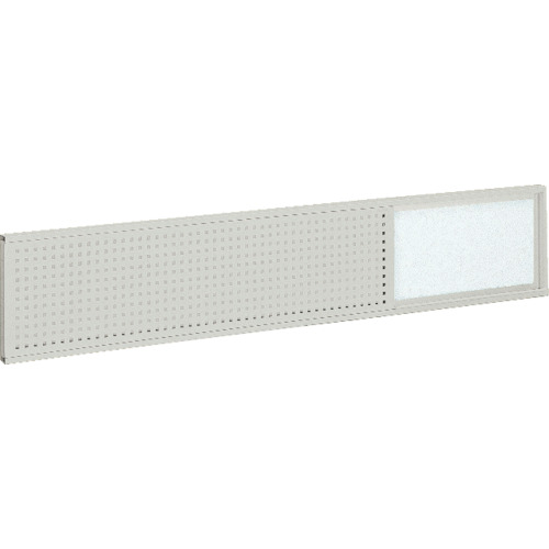 ■TRUSCO ニューラインデスク用パネルボード W1200  〔品番:NLSP-1200〕直送[TR-4671619]【大型・重量物・個人宅配送不可】