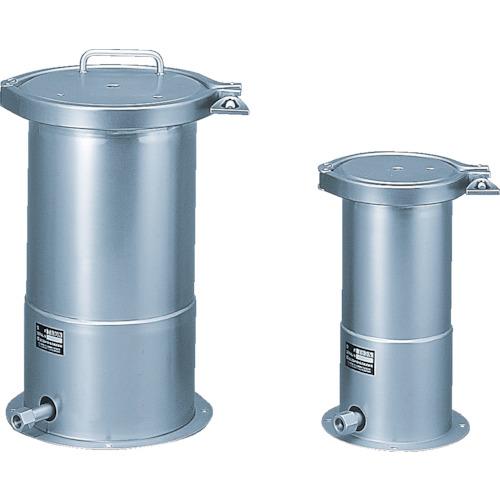 ■ユニコントロールズ ステンレス加圧容器〔品番:TB20N〕[TR-4675851]【大型・個人宅配送不可】