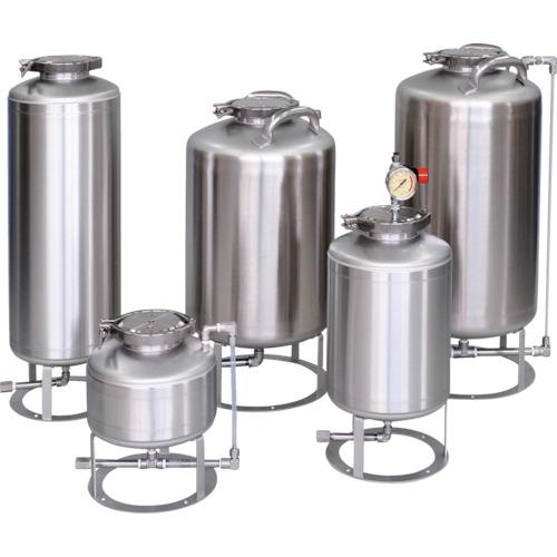 ■ユニコントロールズ ステンレス加圧容器〔品番:TMC21〕[TR-4675941]【大型・個人宅配送不可】