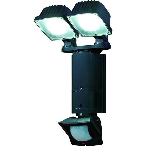 ■デルカテック LEDセンサーライト〔品番:DSLD200A2〕[TR-4704568]