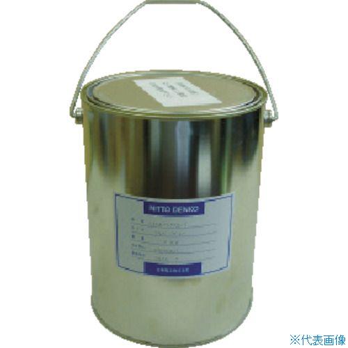 ■日東 屋外防食テープ ニトハルマックXG用 上塗り材 4K缶〔品番:XG-T〕[TR-4704738]
