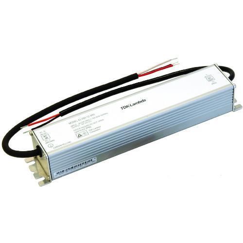 ■TDKラムダ 防塵防滴型LED機器用定電圧電源 ELVシリーズ 12Vタイプ〔品番:ELV60-12-5R0〕[TR-4707125]