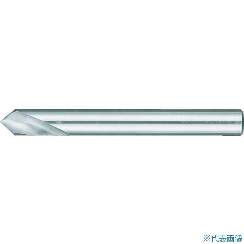 ■グーリング NCスポッティングドリル0557 シャンク径20MMセンタ穴角90°  〔品番:0557〕[TR-4723481]