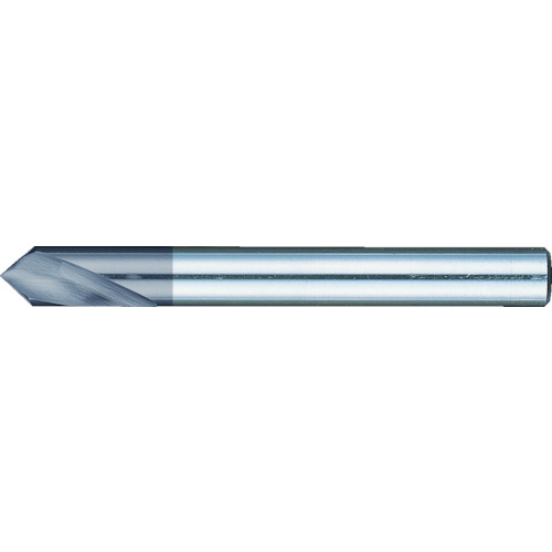 ■グーリング NCスポッティングドリルF557 シャンク径16MMセンタ穴角90°  〔品番:F557〕[TR-4726553]