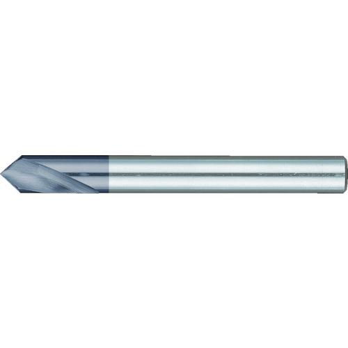■グーリング NCスポッティングドリルF723 シャンク径12mmセンタ穴角90°〔品番:F723〕[TR-4726626]
