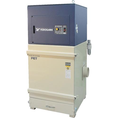 ■淀川電機 トップランナーモータ搭載無接点タイマー式集塵機(3.7kW)〔品番:PET370P-60HZ〕[TR-4786581 ]【送料別途お見積り】