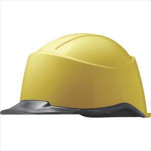 ■ミドリ安全 PC製ヘルメット フェイスシールド付 多機能タイプ〔品番:SC-15PCLNSRA2-KP-Y/S〕[TR-4803604]