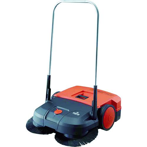 ■コンドル (手動型集塵機)ロードスイーパー ターボ770(手動式)〔品番:E-100〕[TR-4804571]