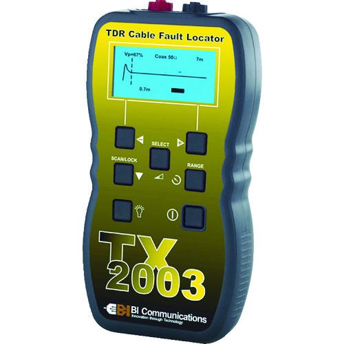 ■グッドマン TDRケーブル測長機TX2003  〔品番:TX2003〕[TR-4808606]