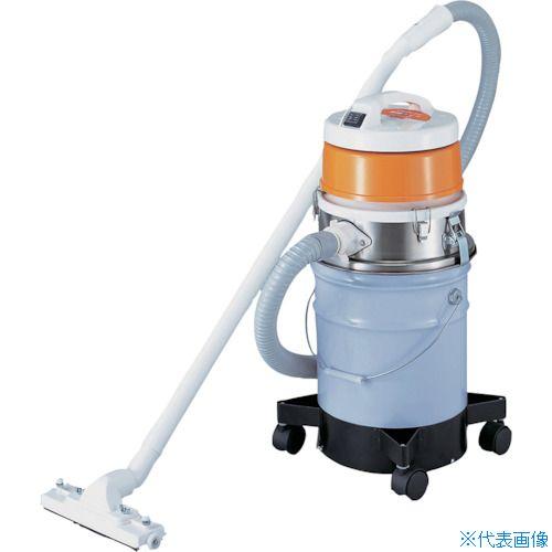 ■スイデン 万能型掃除機(乾湿両用クリーナー)ペール缶タイプ単相200V〔品番:SGV-110A-PC-200V〕[TR-4833911]【大型・個人宅配送不可】