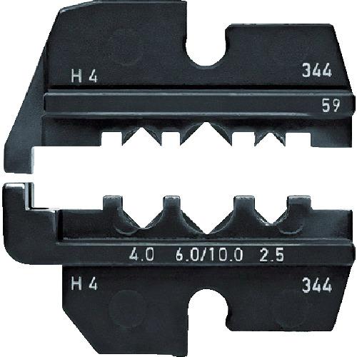KNIPEX社 圧着工具  ■KNIPEX 9749-59 圧着ダイス(9743-200用)〔品番:9749-59〕[TR-4834291]