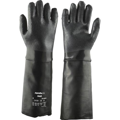 ■アンセル 耐熱手袋 アルファテック NO19-024 M    〔品番:NO19-024-8〕[TR-4856074]