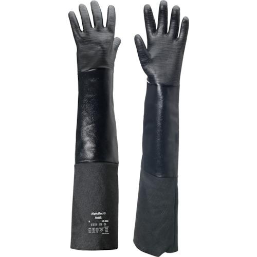 ■アンセル 耐熱手袋 アルファテック NO19-026 M    〔品番:NO19-026-8〕[TR-4856091]