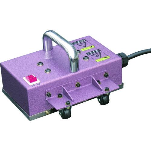 ■カネテック 車輪付移動式脱磁器〔品番:KMDM-20〕[TR-4859189]【個人宅配送不可】