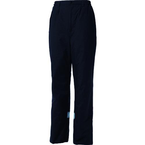 ■TRUSCO 暖かパンツ LLサイズ ブラック  〔品番:TATBP-LL-BK〕[TR-4878043]