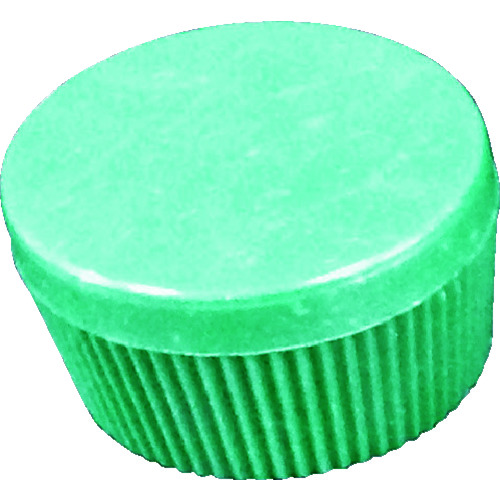 ■アラオ コンパネ詰栓 特大(緑)500個入り〔品番:AR-022〕[TR-4897285]