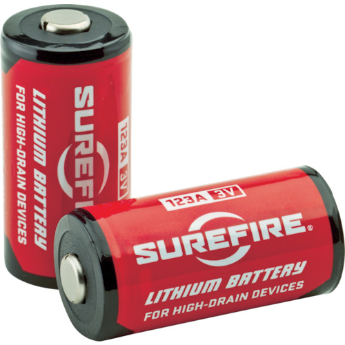?SUREFIRE まとめ買い バッテリー400個(1ケース) 〔品番:SF400-BULK〕[TR-4904974]