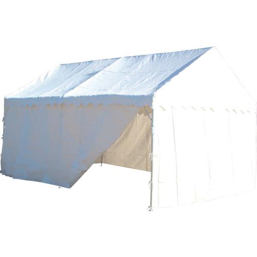 ■旭 防災テント 2間X3間〔品番:NHTS-44S〕[TR-4917707]【重量物・個人宅配送不可】