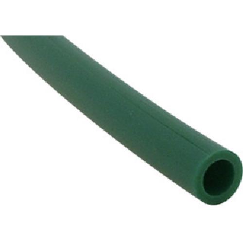 ■チヨダ TEタッチチューブ 10mm/100m 緑〔品番:TE-10-100〕[TR-4917804]