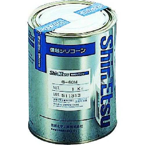 ■信越 シリコーングリース 1kg M〔品番:G40M-1〕[TR-4920899]