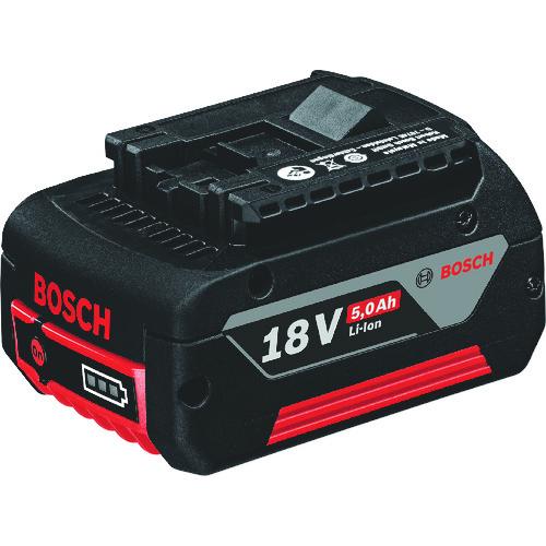 ■ボッシュ バッテリー スライド式 18V5.0Ahリチウムイオン〔品番:A1850LIB〕[TR-4943104]